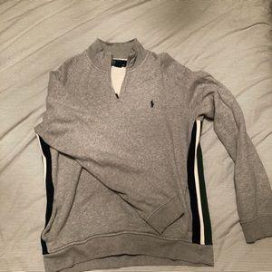 Polo 1/2 zip pullover